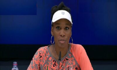 Venus Williams Interview