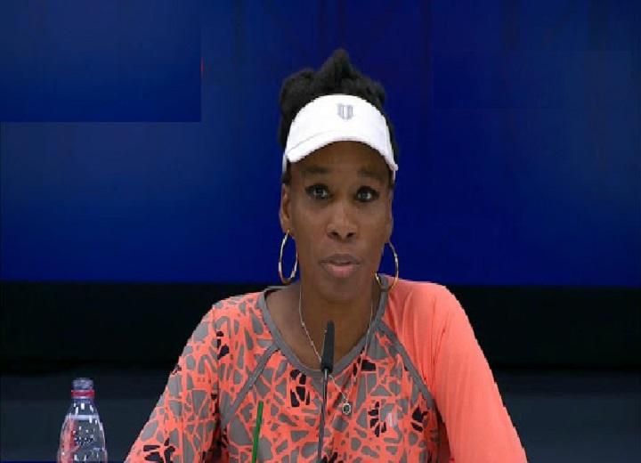Venus Williams Interview
