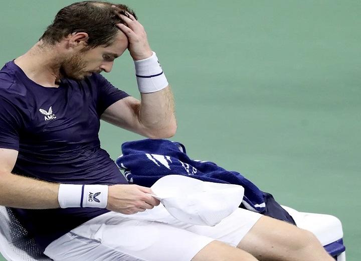 Andy Murray talks Gram Slam