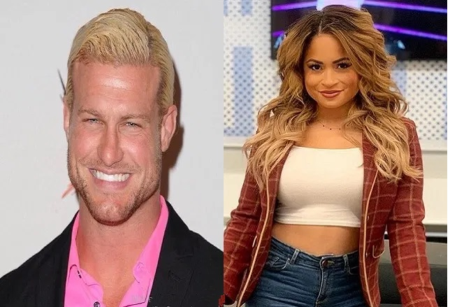 Dolph Ziggler and Girlfriend Kayla Braxton