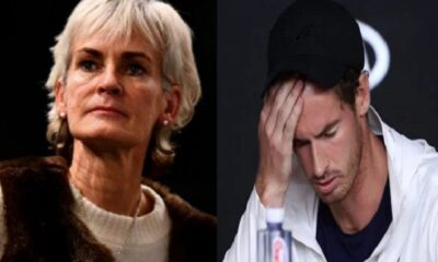 Judy Murray discusses Andy Murray