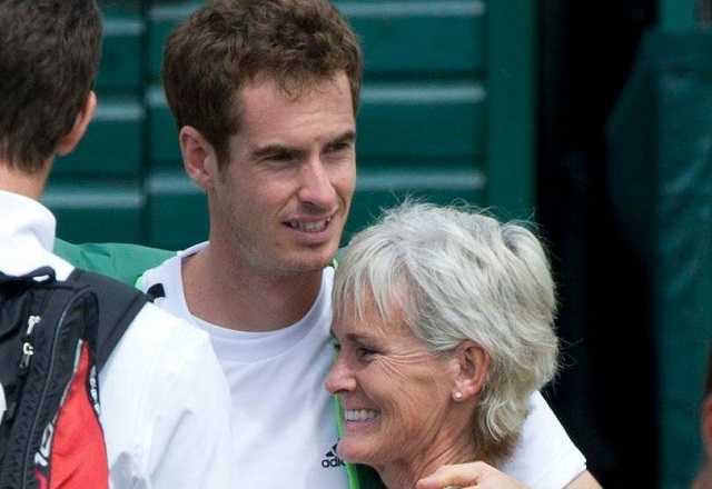 Judy Murray opens up on Andy Murray injury