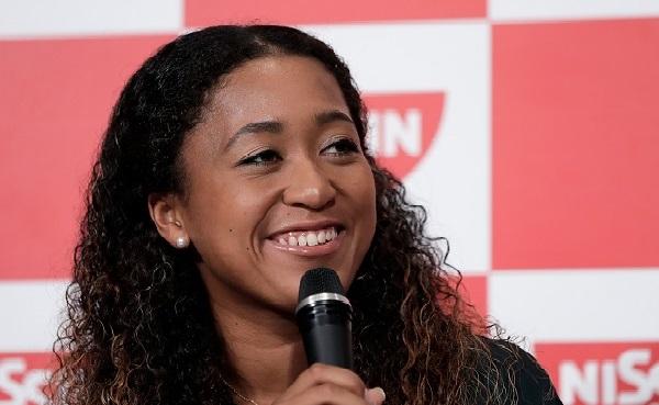 Naomi Osaka Smiles