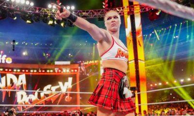 Ronda Rowdy Rousey
