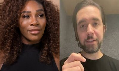 Serena Williams's husband, Alexis Ohanian