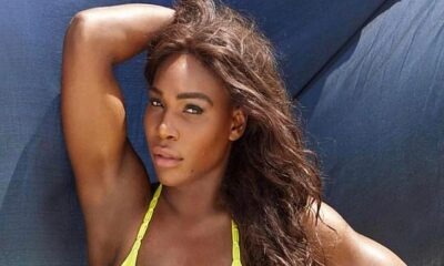 Serena Williams Shares Sexy Swimsuit Photo
