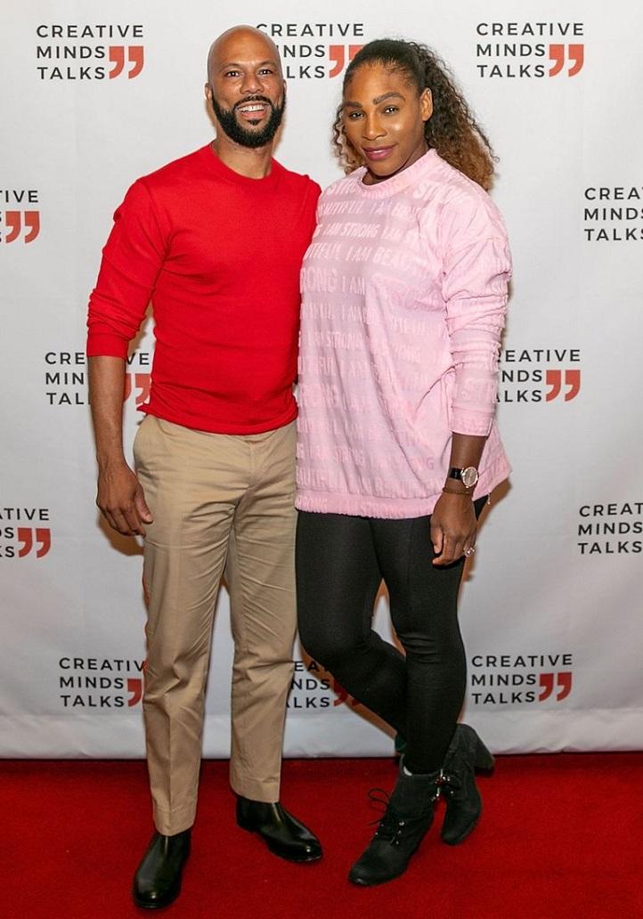 Serena Williams and exboyfriend