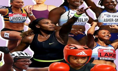 Serena Williams and the athletes