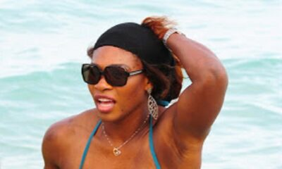 Serena Williams curve