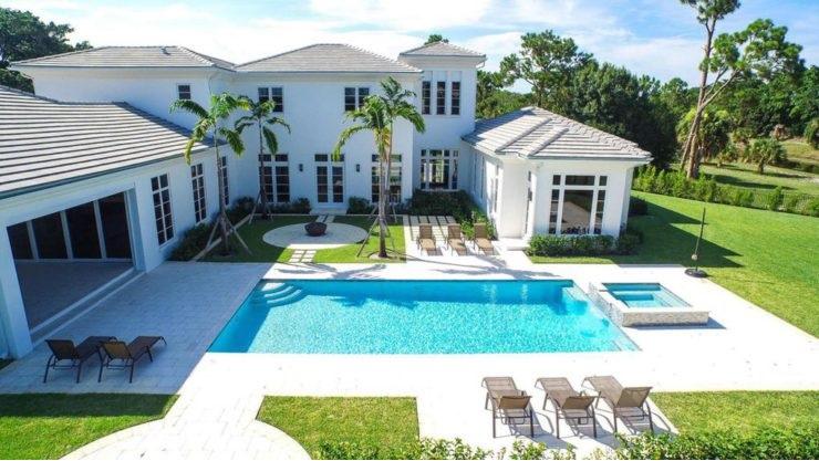 Serena Williams house in Palm Beach Garden, Florida