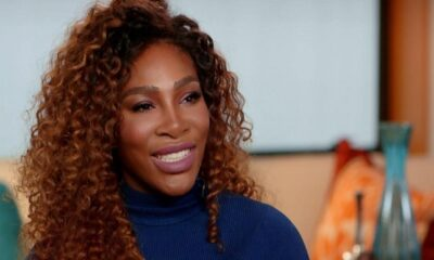 Serena Williams interview