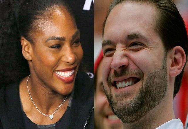 Serena Williams's husband, Alexis Ohanian