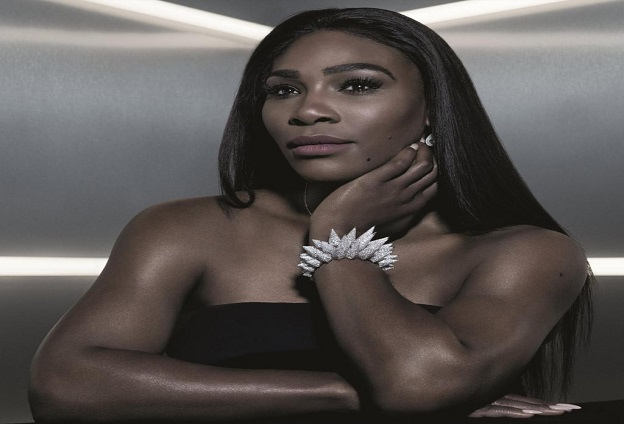 Serena Williams on Her beauty