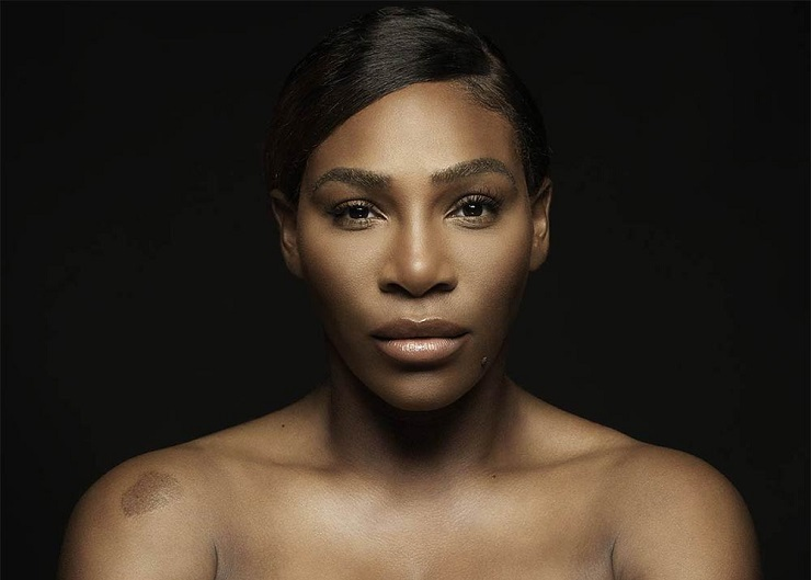 Serena Williams the Queen