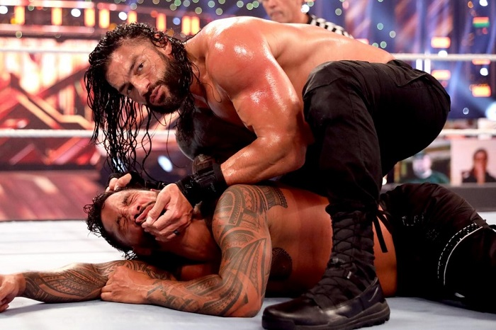roman reigns and Uso