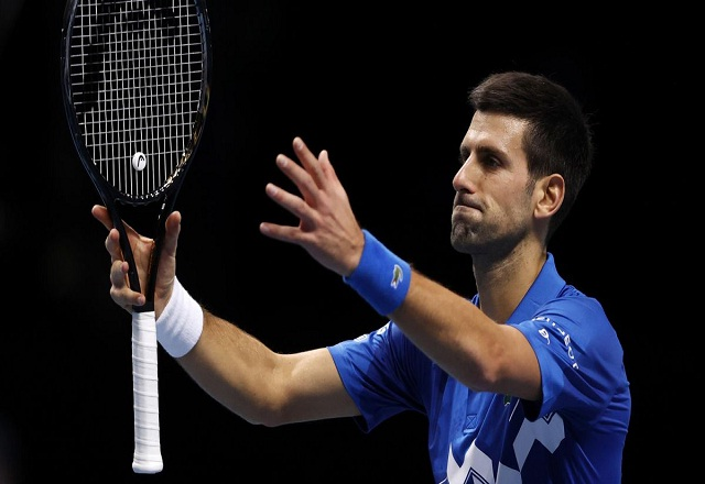ATP Finals 2020 - Novak Djokovic beats Alexander Zverev to book semi-final