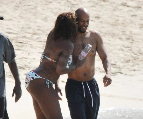 Common and Serena Williams dated