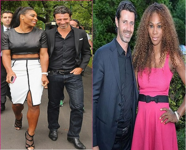 Grigor Dimitrov and Serena Williams photo