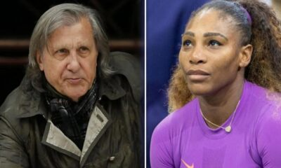 Ilie Năstase and Serena Williams