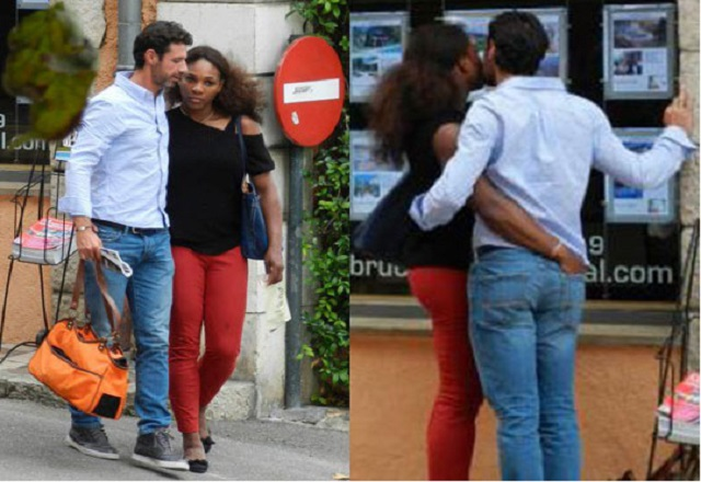 Is Serena Williams Dating Her Tennis Coach