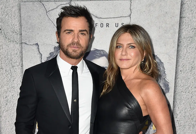 Jennifer Aniston supported by ex Justin Theroux as she announces major news