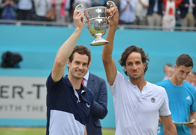 Rafael Nadal pleased with Andy Murray