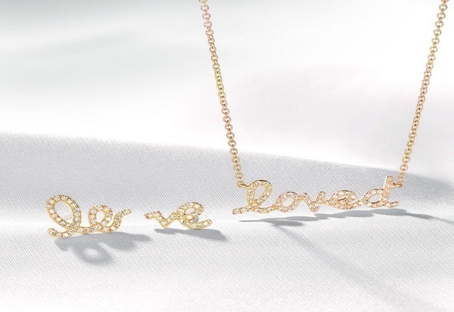 Serena Williams Jewelry Love & Be Loved Set