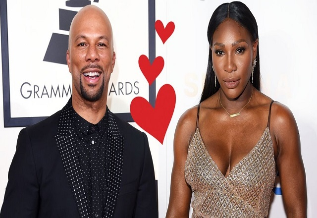 Serena Williams and Common relationship
