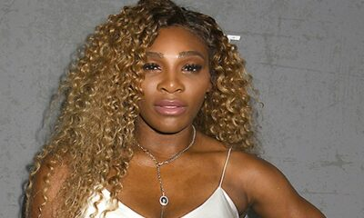Serena Williams in white