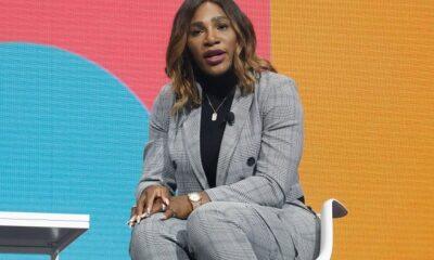 Serena Williams speaks