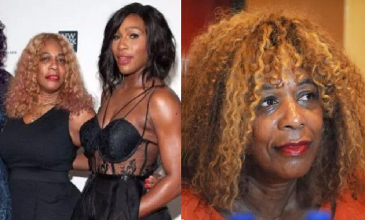 Serena Williams writes an emotional open letter to her mum