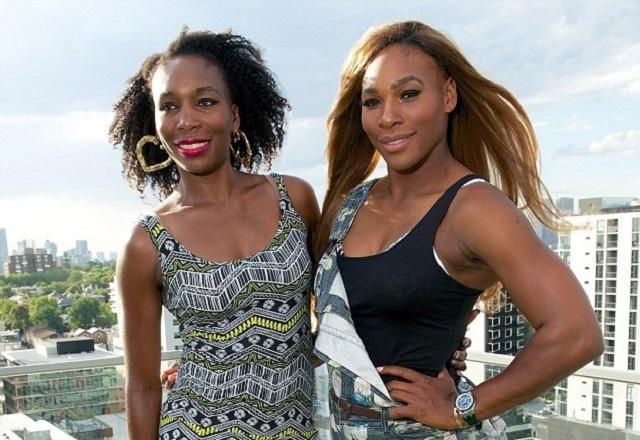 Serena and Venus Williams tennis legends