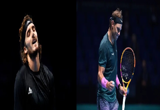 Tsitsipas pained as he lost to Nadal on thursday night