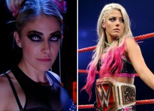 WWE fans love Alexa Bliss' 'awesome' new spooky look