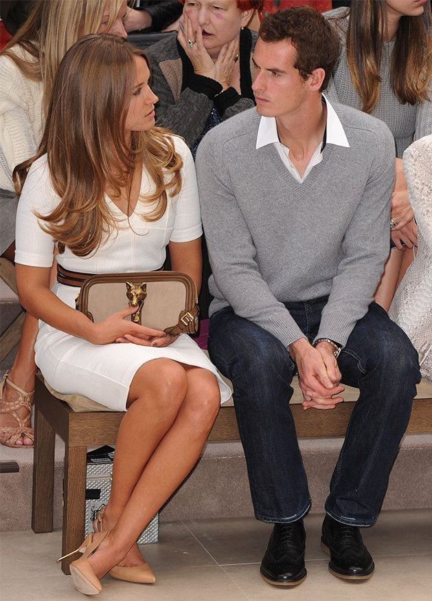 Andy Murray's Wife, Kim Sears