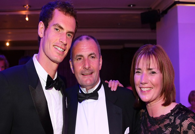 William Murray, Andy Murray Father