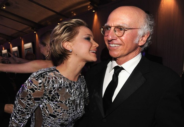 jeniffer lawrence and larry