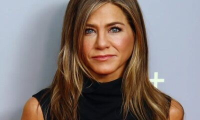 Jennifer Aniston is welcomed to the vital team