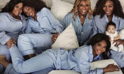 serena williams_mom_olympia and her sisters