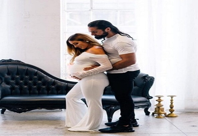 Becky lynch and Rollins