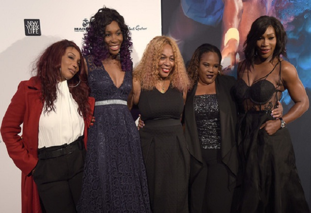 "Serena Williams says:""They are so prominent strong and vital to my life"""