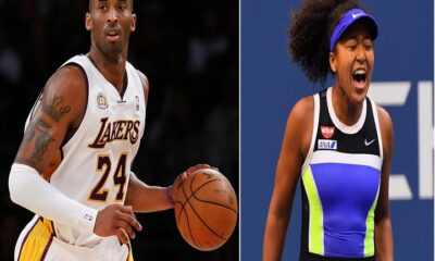 Kobe and Naomi