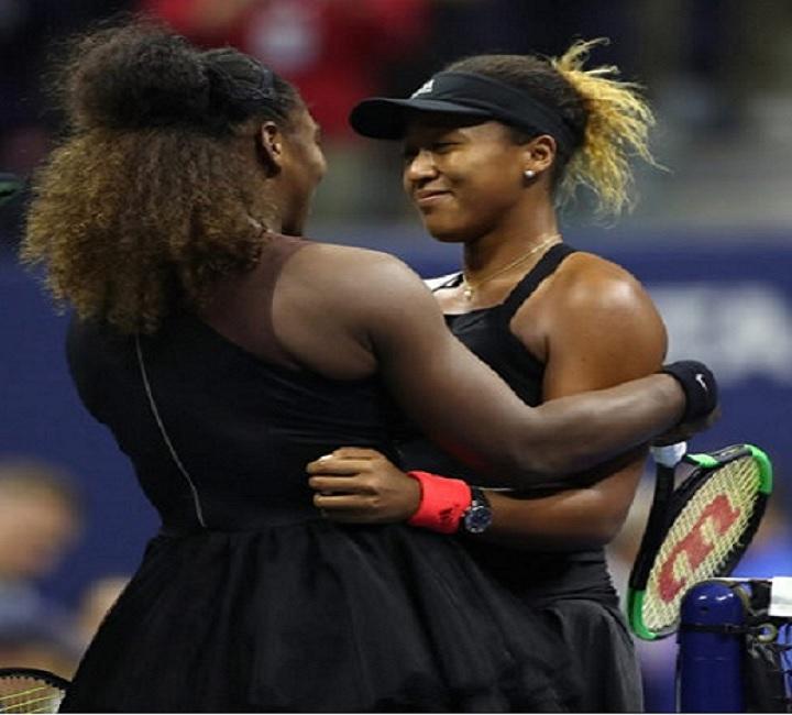 Naomi and Serena