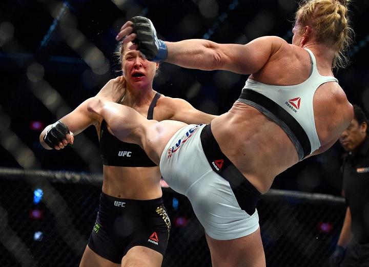 Ronda and Holm