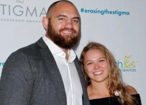 Ronda and Travis
