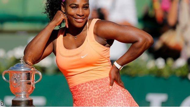 Serena Grand Slam