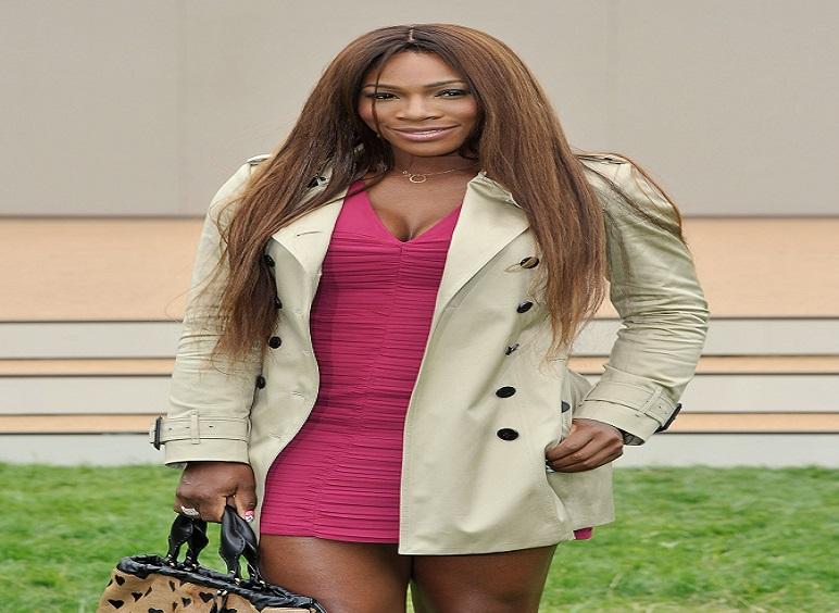 Serena Williams in Jacket