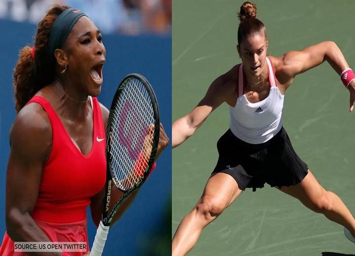 Serena and Maria