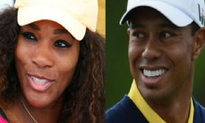 Tiger Woods and Serena Williams