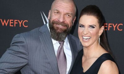 Triple H and Steph
